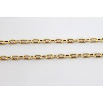 Cordão Modelo Cartier (oco) Em Ouro 18k 8,5k Gr.