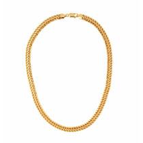 Colar Feminino De Ouro 18k F.lac 0,60 - 40cm
