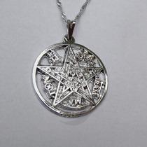 Gargantilha Tetragrammaton Vazado - 5644
