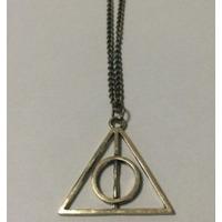 4 Colares Harry Potter A Pronta Entrega + Frete Grátis