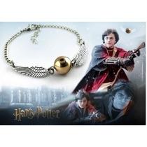 Pulseira Pomo De Ouro Harry Potter No Brasil Pronta Entrega