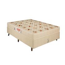 Conjunto Solteiro Box&colchao Espuma D33 88x188x56 Inmetro