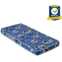 Colchão Para Mini Cama Quarto Infantil Com 150 X 070 Cm D23