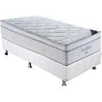 Conjunto Box Solteiro Ortobom De Molas Freedom 0880x1880x055