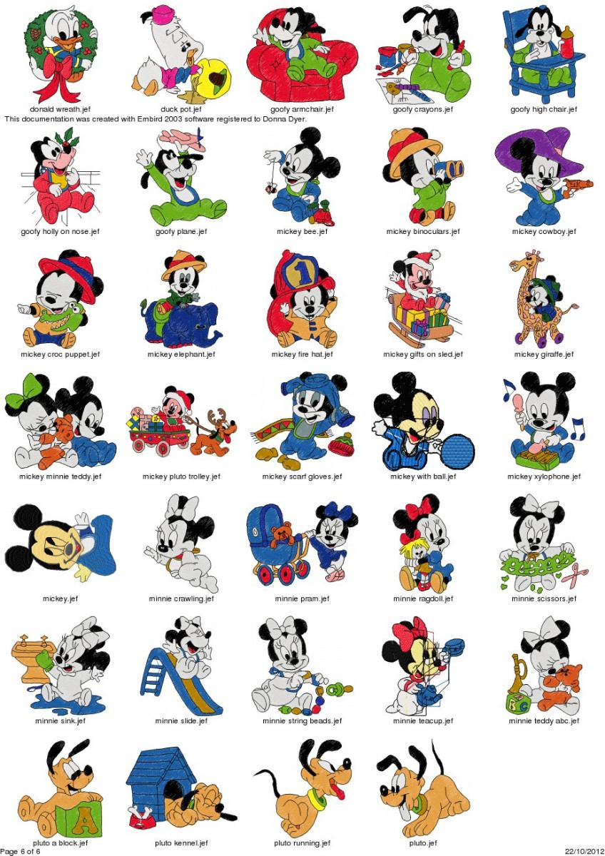 Cole O Bordados Baby Disney Gr Tis Alfabeto 209 Matrizes
