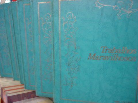 Coleção Trabalhos Maravilhosos - 6 Volumes