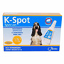K-spot 4 Ml Anti Pulgas E Carrapatos Para Cães De 7,5 A 15kg