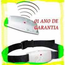 Coleira Anti Pulgas E Carrapatos Abs E Pp Original