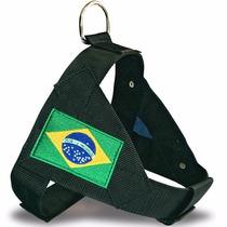 Peitoral Policial Cães Porte Grande - N.1 - Security Brasil