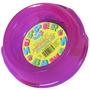 Super Comedouro Duki Translucido Médio 500ml - Rosa