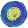 Super Comedouro Translucido Pequeno Azul (250ml) - Duki