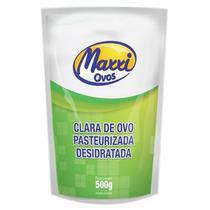 Clara De Ovo Desidratada - 500g - Maxxi Ovos - Chocolate