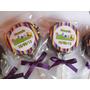 Pirulitos De Chocolate Personalizados E Recheados