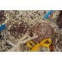 Pirulitos De Bolacha Com Chocolate - 10 Unidades - R$ 15,00