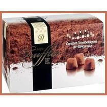 Trufa Chocolate Donckels Belga - Kit 3 Caixas Total 1362gr