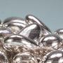 Amêndoas Confeitadas Prata 50 Unidades