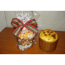 Mini Panetone E Mini Chocotone De 100 Grs.