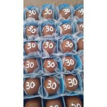 Mini Trufas Recheadas Para Festas- Kit Com 50