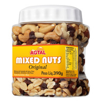 Mixed Nuts Agtal 390gr