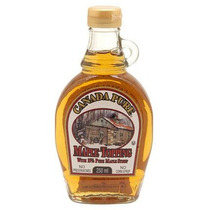 Xarope De Bordo Natural Maple - Syrup Canada Pure 250ml