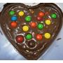 Coração De Chocolate Nestlé Trufado