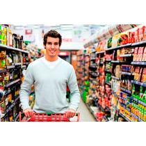 Cesta Básica Alimentos Para Doação Empresas Econômica T07
