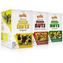 Barra De Mixed Nuts Sabores Agtal - Cx Com 12x30g
