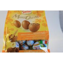 Chocolate Importado Italiano Mini Ovos De Páscoa Cremosos