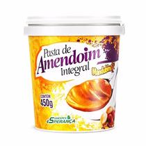 Pasta De Amendoim Integral Mandubim - 450g