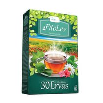 Chá Misto 30 Ervas Ação Detox Drozelev