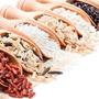 Kit - Arroz 7grãos + Semente De Chia + Quinoa + Sal Rosa Fin