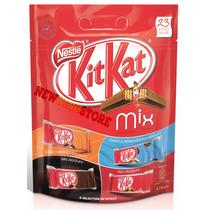 Pacote Exclusivo De Kit Kat Mix 23 Barras C/ 4 Sabores 278g