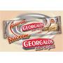 Barra Cereal Nucrem Georgalos Amendoim 43g Caixa C/16 Und.