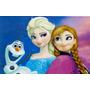 Frozen - Papel Arroz Para Bolo Tam A4 - Mod. 1