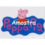 Peppa Pig - Papel Arroz Para Bolo Tam A4 - Mod. 5f1