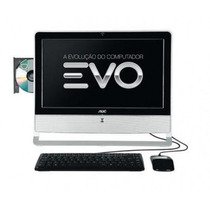 Vendo Tela Para Computador Aoc Evo All In One M-92 18,5 Pol