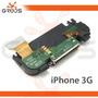 Dock Conector Completo Iphone 3g Carregador Viva Voz Antena