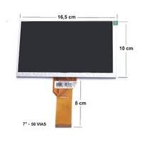 Display Lcd Tablet Tectoy Acqua - Tt-1710 - Acqua 2 Tt-1705