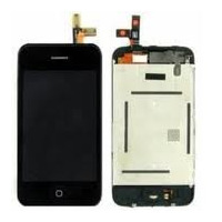 Tela Completa Iphone 3gs Lcd Touch Home Botao Flex Sensor