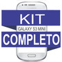 Tela Visor Vidro Original Samsung Galaxy S3 Mini I8190 Branc