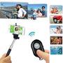 Bastão De Mão Moto G2 +controle Bluetooth +kit Olho De Peixe