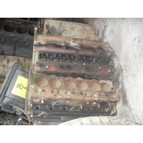 Motor Wlliys 6 Cilindros Jeep Bloco Em Bom Estado.