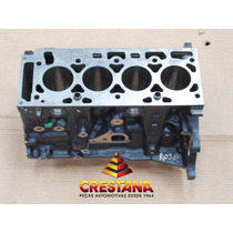 Bloco Do Motor Ford Fiesta Supercharger 1.0 8v 2s6g6010ad