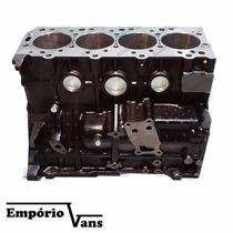 Bloco Motor Hyundai Hr 2.5 / Kia Bongo K2500 / L200 Original