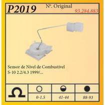 Sensor De Nivel De Combustivel S-10 2.2/4.3 1999/...