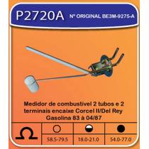 Medidor De Combustivel Corcel Ii 2 Tubos E 2 Term. Gas. 83