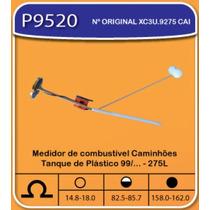Medidor De Combustivel Cargo Com Tanque Plást 93/98 -150l