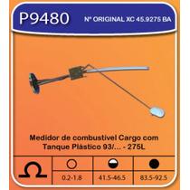 Medidor De Combustivel Cargo Com Tanque Plástico 93/... 275l