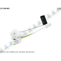 Bóia De Combustível Com Retorno Gol 1.6 8v 85/90 - Vdo
