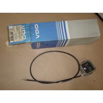 Relogio Marcador Combustivel Fusca 77/81 Vdo Metal
